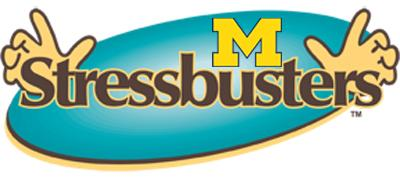 Stressbusters logo
